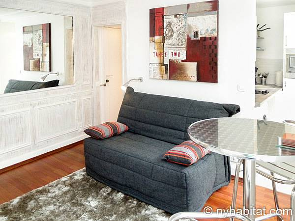 Paris Studio apartment - Apartment reference PA-4699
