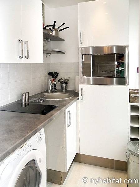 Paris Studio apartment - kitchen (PA-4699) photo 1 of 1