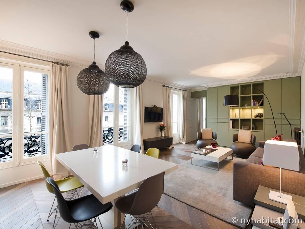 logement paris location meubl e t3 invalides pa 4708. Black Bedroom Furniture Sets. Home Design Ideas