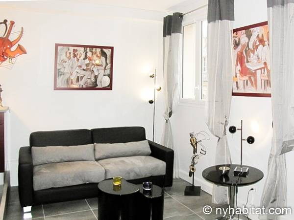 Paris - 1 Bedroom accommodation - Apartment reference PA-4717