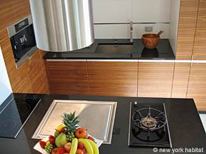 South of France - French Riviera - 1 Bedroom accommodation - kitchen (PR-67) photo 2 of 2