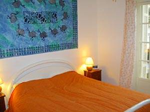South of France - French Riviera - 2 Bedroom - Duplex accommodation - bedroom 1 (PR-92) photo 3 of 7