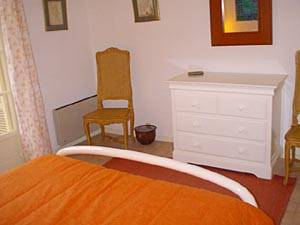 South of France - French Riviera - 2 Bedroom - Duplex accommodation - bedroom 1 (PR-92) photo 7 of 7