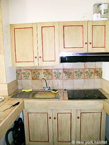 South of France - French Riviera - Studio apartment - kitchen (PR-175) photo 1 of 2