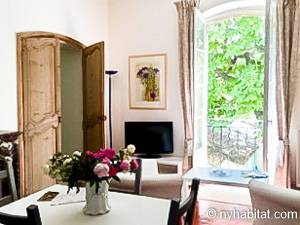 South of France - Provence - 2 Bedroom accommodation - living room (PR-205) photo 2 of 2