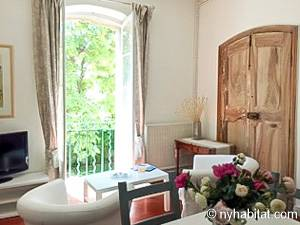 South of France - Provence - 2 Bedroom accommodation - living room (PR-205) photo 1 of 2