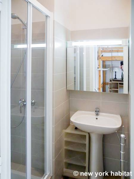 South of France - French Riviera - Studio accommodation - bathroom 1 (PR-227) photo 1 of 1