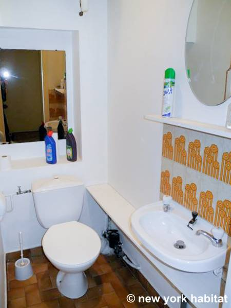 South of France - French Riviera - Studio accommodation - bathroom 2 (PR-227) photo 1 of 1