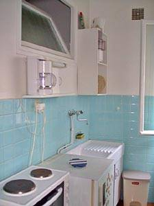 South of France - French Riviera - Studio accommodation - kitchen (PR-228) photo 1 of 2