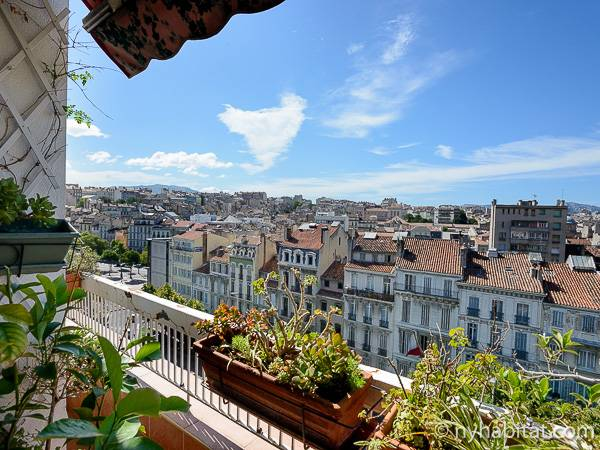 South of France Marseille, Provence - 2 Bedroom accommodation - Apartment reference PR-234