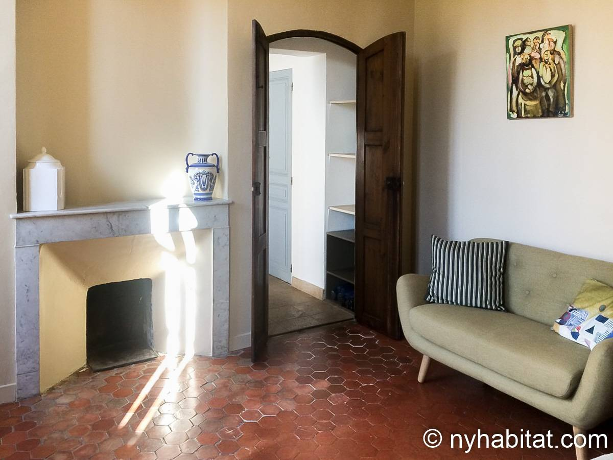 South of France Aix en Provence, Provence - Studio apartment - Apartment reference PR-249