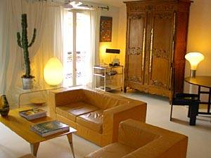 South of France - Provence - 2 Bedroom - Duplex apartment - living room (PR-254) photo 4 of 12