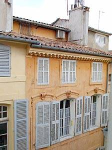 South of France - Provence - 2 Bedroom - Duplex apartment - living room (PR-254) photo 3 of 12