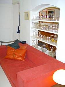 South of France - Provence - 2 Bedroom - Duplex apartment - living room (PR-254) photo 9 of 12