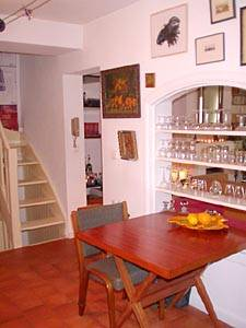 South of France - Provence - 2 Bedroom - Duplex apartment - living room (PR-254) photo 11 of 12