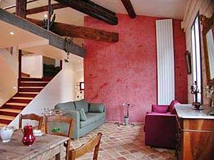 South of France - Provence - 3 Bedroom - Duplex accommodation - living room (PR-273) photo 1 of 8