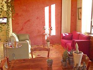 South of France - Provence - 3 Bedroom - Duplex accommodation - living room (PR-273) photo 3 of 8