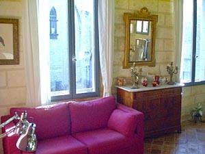 South of France - Provence - 3 Bedroom - Duplex accommodation - living room (PR-273) photo 4 of 8