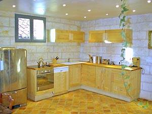 South of France - Provence - 3 Bedroom - Duplex accommodation - kitchen (PR-273) photo 1 of 1