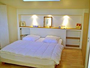 South of France - Provence - 3 Bedroom - Duplex accommodation - bedroom 1 (PR-273) photo 1 of 5