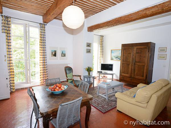 South of France Aix en Provence, Provence - 3 Bedroom apartment - Apartment reference PR-290