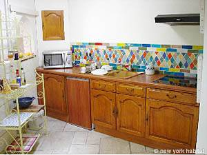 South of France - French Riviera - 2 Bedroom - Villa accommodation - kitchen (PR-292) photo 1 of 1
