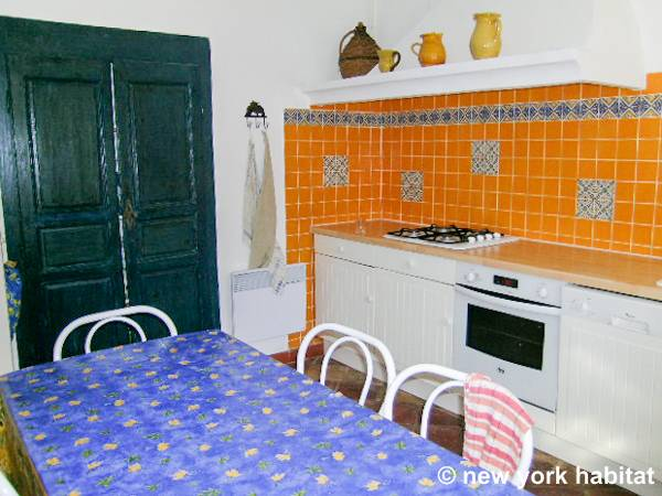 South of France - French Riviera - 4 Bedroom - Villa accommodation - kitchen (PR-340) photo 3 of 3