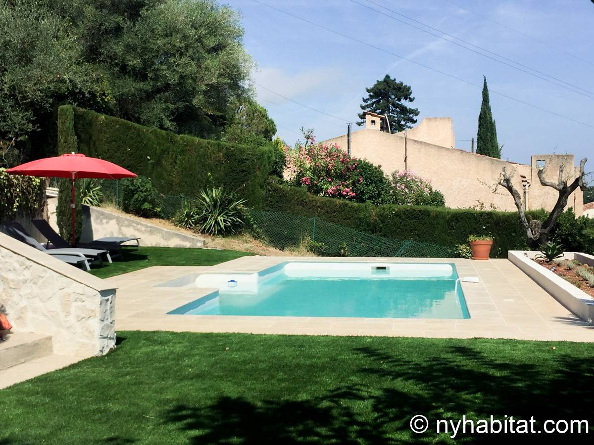 South of France - French Riviera - 2 Bedroom - Villa apartment - other (PR-356) photo 3 of 10