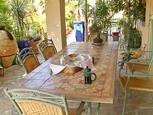 South of France - Provence - 2 Bedroom - Villa accommodation bed breakfast - living room (PR-374) photo 1 of 15
