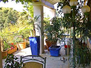 South of France - Provence - 2 Bedroom - Villa accommodation bed breakfast - living room (PR-374) photo 3 of 15