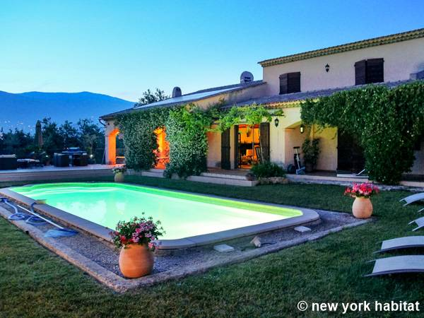 South of France - French Riviera - 3 Bedroom - Villa accommodation bed breakfast - other (PR-389) photo 3 of 21