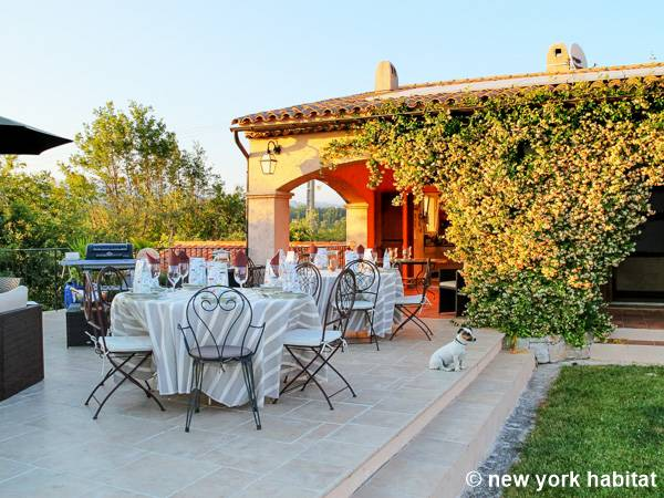 South of France - French Riviera - 3 Bedroom - Villa accommodation bed breakfast - other (PR-389) photo 1 of 21