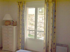 Sud de la France - Provence - T5 - Villa appartement location vacances - chambre 4 (PR-409) photo 3 sur 3