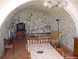 casa vacanza nel sud della francia - 2 camere da letto - caseneuve ... - Soggiorno Provenzale 2