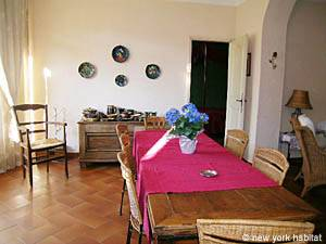 South of France - Provence - 4 Bedroom - Villa accommodation bed breakfast - living room (PR-498) photo 13 of 14