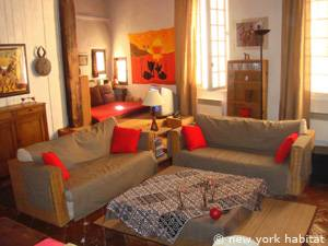 South of France - Provence - 1 Bedroom - Loft apartment - Apartment reference PR-549