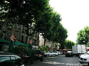 Logement dans le sud de la france location meubl e t2 - Location meublee aix en provence ...