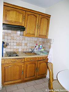 South of France - Provence - 1 Bedroom accommodation - kitchen (PR-554) photo 1 of 4