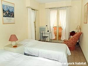 South of France - Provence - 1 Bedroom accommodation - bedroom (PR-554) photo 1 of 7