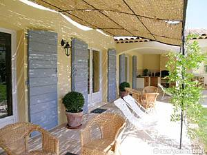 Sud de la France - Provence - T5 - Villa appartement location vacances - autre (PR-557) photo 3 sur 18