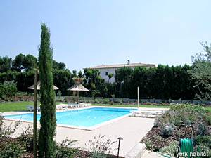 Sud de la France - Provence - T5 - Villa appartement location vacances - autre (PR-557) photo 10 sur 18
