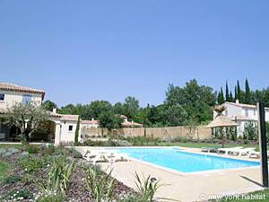 South of France - Provence - 4 Bedroom - Villa accommodation - Apartment reference PR-557