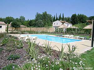 Sud de la France - Provence - T5 - Villa appartement location vacances - autre (PR-557) photo 16 sur 18