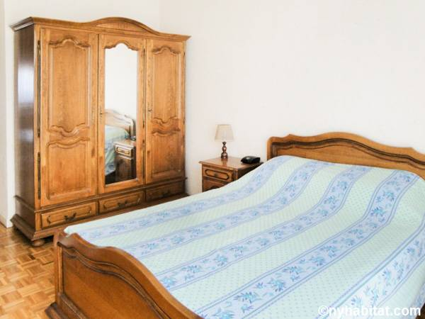 South of France - French Riviera - 2 Bedroom accommodation - bedroom 1 (PR-558) photo 1 of 1