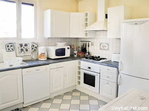 South of France - French Riviera - 2 Bedroom accommodation - kitchen (PR-558) photo 1 of 1