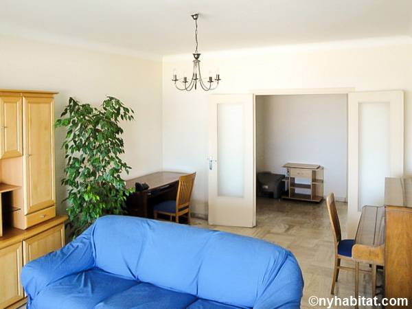South of France - French Riviera - 2 Bedroom accommodation - living room (PR-558) photo 2 of 3