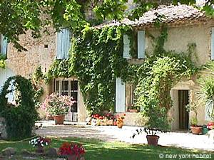 Sud de la France Jonquieres, Provence - T3 appartement bed breakfast - Appartement référence PR-585