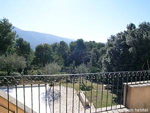 South of France - Provence - 4 Bedroom - Villa accommodation - living room (PR-603) photo 7 of 13
