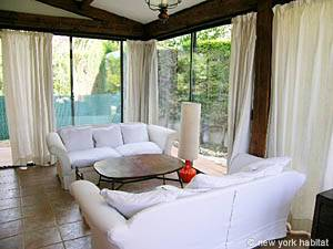 South of France - French Riviera - 2 Bedroom accommodation - living room (PR-633) photo 1 of 25