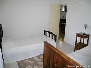 South of France - French Riviera - 2 Bedroom accommodation - bedroom 2 (PR-633) photo 6 of 6
